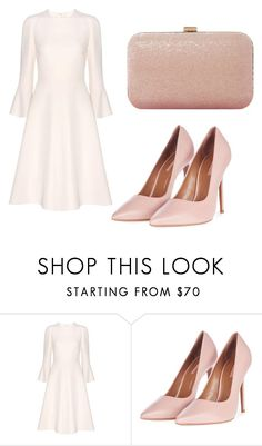 """""""Untitled #129"""" by mafe2605 on Polyvore featuring Valentino, Topshop and Dune"""
