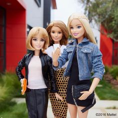 Fun times with friends! Tag your squad.  #barbie #barbiestyle