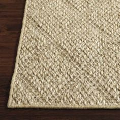 Want floor rugs? Shop Ballard Designs for the best in floor rugs, bedroom rugs, oriental rugs and more. Find the perfect rug for any style or space today! Sisal Carpet, Diy Carpet, Rugs On Carpet, Carpet Ideas, Frieze Carpet, Stair Carpet, Cheap Carpet, Hall Carpet, Trellis Rug