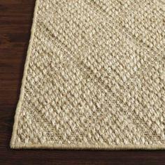 Family room floor Trellis Sisal Rug | Rugs | Ballard Designs