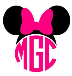 Just ordered a new monogram for my car!  perfect for our trip!Monogram Vinyl Decal with Mouse Ears Free Shipping by ClippieKins, $6.50