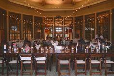 Katie & Dennis, Daniel Stowe Botanical Garden, Indigo Photography, Hall & Webb Event Design, Charlotte Wedding Planner, Tablescape
