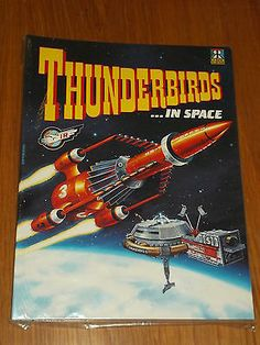 #Thunderbirds in space #ravette books gerry anderson #graphic novel us magazine~,  View more on the LINK: http://www.zeppy.io/product/gb/2/141796071723/
