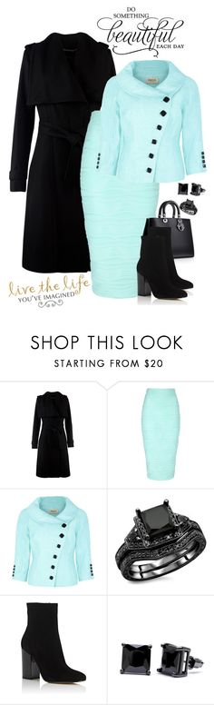 """""""Do Something Beautiful III"""" by caili on Polyvore featuring WALL, Ted Baker, Jane Norman, Precis Petite, Gianvito Rossi, Simon Frank, ootd, LiveTheLife, dosomethingbeautiful and daythreeof365"""