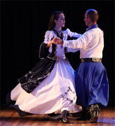 ✿⊱♥ Dança gaúcha - Rio Grande do Sul - Brasil