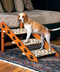 Pet Ramp/Steps  $23.99 on Zulilly (sale ends 8/5/13)  keep checking as they may get more!