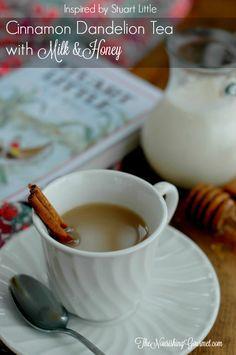 Cinnamon Dandelion Tea