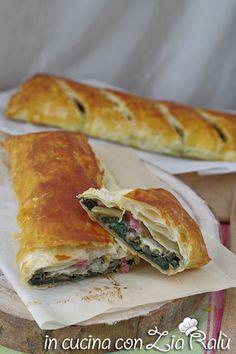 Best Italian Recipes, Great Recipes, Rollatini, Zia, Italian Bread, Homemade Sauce, Spanakopita, Mediterranean Recipes, Bruschetta