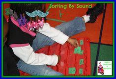 Word Study - Word Sort   Writing  in Kindergarten