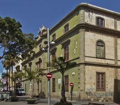 Sta Cruz de Tenerife Escuela de Artes