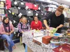 Artebella Afyonkarahisar Workshop  #workshop #hobi #artcraft #elsanatları #elisi #kumasboyama #kumasuygulama