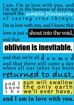 Augustus Waters Quotes Amazing The Fault In Our Stars Augustus Pours Out His Feelings Towards Hazel .