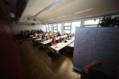 Barcamp Koblenz: Blick in Sessions - Regional - Rhein-Zeitung