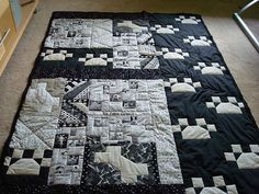 Another dog quilt