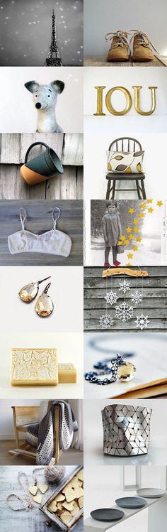 Cozy Holidays by FrenchFelt on Etsy--Pinned with TreasuryPin.com