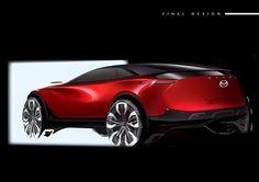 Mazda CX-EV Concept on Behance
