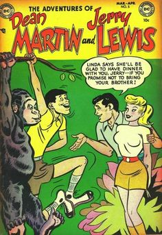 Adventures of Dean Martin and Jerry Lewis #5
