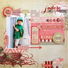 Yohko Takiguchi for MME Lost and Found Record It - Heirloom Get MME at www.craftysteals.com #craftysteals