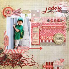 "Yohko Part Two! MME Lost & Found Record It Heirloom : ""Formal"" Paper, ""Sweet"" Paper, ""Splendid"" Paper, ""Beautiful"" Paper, ""Glamorous"" Paper, 12x12 Sticker Sheet, 12x12 Chipboard Elements, Decorative Brads, Decorative Tape, Layered Stickers、Alpha/Word Sticker"