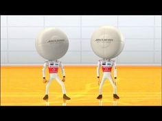 McLaren Tooned - Episode 3: Track To The Future HD 720p