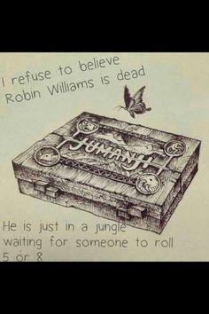 Robin Williams-jumanji