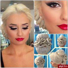 """Dramatic""/Non-Natural Makeup Brides: Help! - Weddingbee"