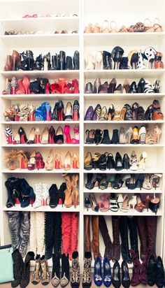 """Favorite accessory: definitely shoes!"" http://www.thecoveteur.com/erica-pelosini-part-ii/"
