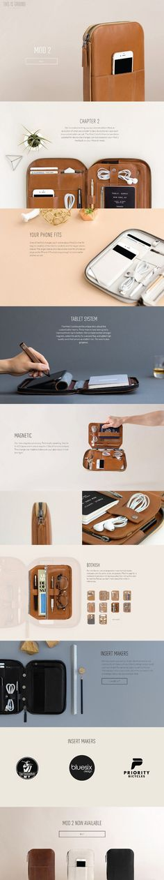 Mod 2. Here comes another must-have for human beings. #webdesign (More design inspiration at www.aldenchong.com)