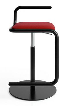 Five Barstool by Bross  Five up high.  Five down low.  Imagine the bright and beautiful contemporary Five Stool greeting you each day in your kitchen or bar.   Made in Italy by Bross.