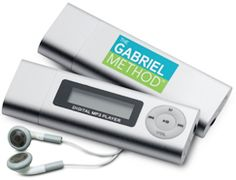 #TheGabrielMethod Limited edition MP3 Player fully loaded with our top 12 visualizations. https://www.TheGabrielMethod.com