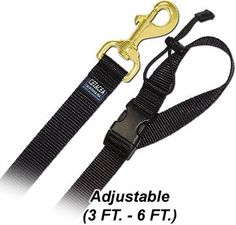 6' Pet Leash - Large w/ Quick Release Handle - Step 5 Brown/Blue Dog Leash ** To view further for this item, visit the image link.