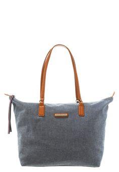 Tommy Hilfiger POPPY - Shopping Bag - chambray blue - Zalando.de