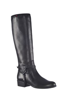 Cizme inalte cu toc mic, pentru dama - Cizme Inalte Marca Bonneville. Riding Boots, Shoes, Fashion, Horse Riding Boots, Moda, Zapatos, Shoes Outlet, Fashion Styles, Shoe