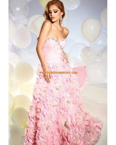 Terani Robe de soirée - Style P710