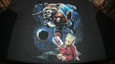 Guardians of the galaxy vol 2 apparel for THE X M WORLD