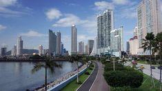 La Avenida BalboaPanama es la vía más moderna de Latinoamérica y mas espaciosa de área metropolitana. Además, es el kilómetro de carretera más costoso del mundo (se construyó a un costo de 189 millones de dólares).Cuenta con seis carriles viales y dos malecones. Además, cuenta con más de 8 canchas ...