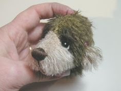 Teddy Bears Tutorials: making a bear
