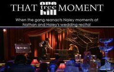 One Tree Hill. OTH. Haley James Scott. Bethany Joy Lenz. Nathan Scott. James Lafferty. Naley. That One Tree Hill Moment.