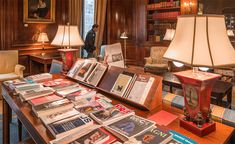 Private Libraries in New York City: There are more than twenty private libraries in Manhattan—free or fee-based—that offer workshops, lectures, reading groups, writing seminars and access to archives.