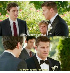 The Wedding : the best episode of Bones