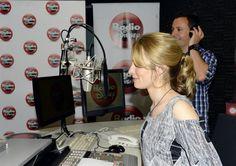 Bridgit in Radio Disney!