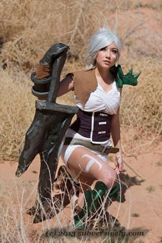 Riven, League of Legends - Imgur
