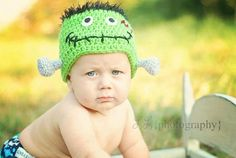 ALL SIZES Frankenstein Hat by EternalLightShop on Etsy, $20.00