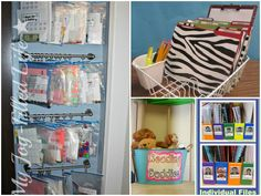 Classroom Organization – Organization Tips for Teachers via ALL YOU