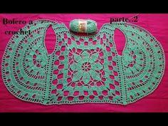 Crochet Baby Dress Pattern, Crochet Poncho Patterns, Granny Square Crochet Pattern, Crochet Jacket, Crochet Diagram, Filet Crochet, Crochet Motif, Crochet Shawl, Crochet Stitches