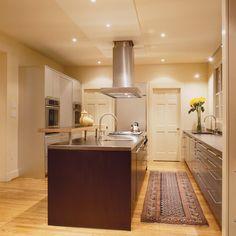 Beau Kitchen Exhaust Hoods | Modern Kitchen Exhaust Fans U2013 Isle Selection Hood  Design Concepts .