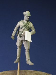 Polish Infantry Officer 1939 1/35