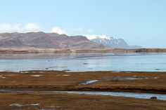 East of Iceland.