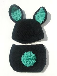 Check out this item in my Etsy shop https://www.etsy.com/listing/176958452/boy-bunny-ears-baby-hat-newborn-nappy