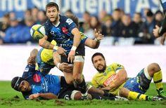 #Top14 Clermont 15-19 Montpellier 30-1-16